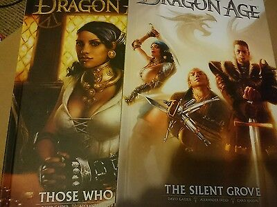Dragon Age Graphic Novels Those Who Speak & the Silent Grove Bioware Inquisition