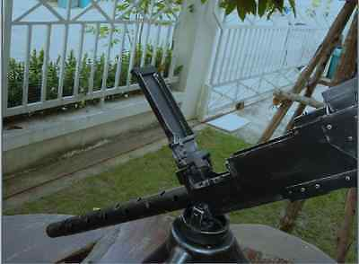 BROWNING 1919 .30 Cal Machine Gun Inert Replica Build MODEL PLANS