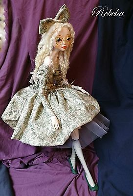 Rebeka  OOAK Doll