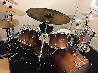 Gretsch Catalina Maple 8 Piece Drum Kit + Cymbals and Hardware