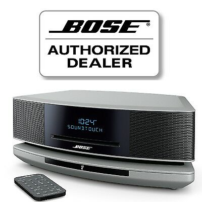 BOSE Wave SoundTouch Music System IV in Platinum Silver