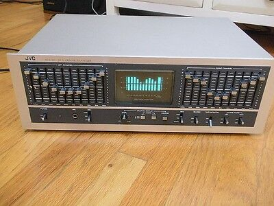 Jvc Sea-80 Graphic Equalizer (Please Read)