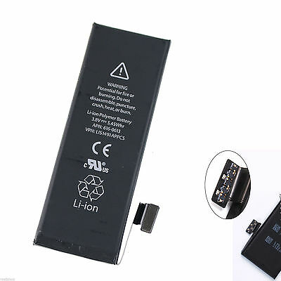 ORIGINAL Replacement Battery For Apple iPhone 5S & 5C Internal 3.8V 1560mAh