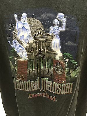 Disneyland The Haunted Mansion T-shirt Vintage-Pre-owned