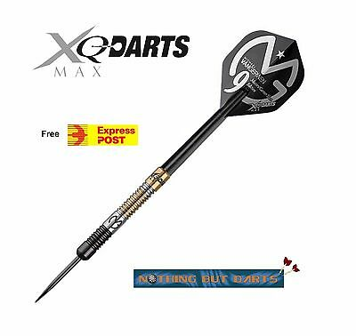 "Michael Van Gerwen ""MVG"" Career Slam Edition 90% Tungsten Steel Tip Darts 23g"