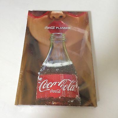 Coca Cola Coke 2017 Planner Korean Promo NIP NEW