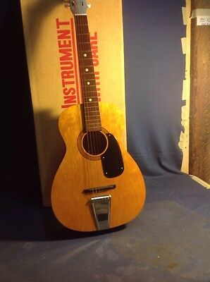 VINTAGE CITATION ACOUSTIC PARLOR GUITAR MADE IN U.S.A. ***NEW IN ORIGINAL Box***