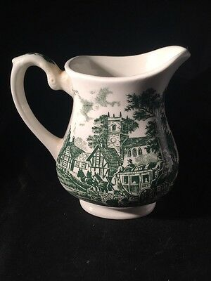 Stafford Stage J & G Meakin England Jug