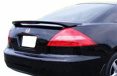 Painted To Match Rear Spoiler For A Honda Accord 2 Dr Factory Style 2003 2005