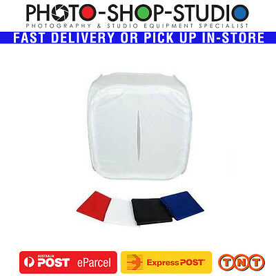 AU*Godox DF-01 60 cm Portable Light Tent + 4 colour Backdrops