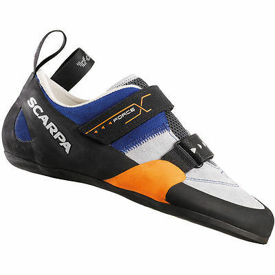 Scarpa Force X Mens Shoes Imperial Blue
