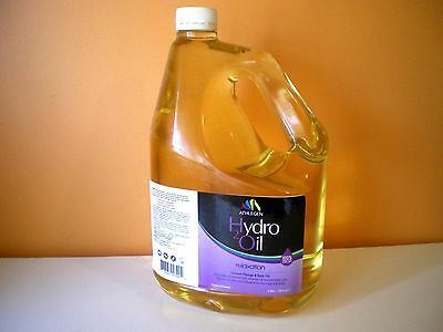ATHLEGEN Hydro Oil RELAXATION  Massage oil/water soluble 4 Litre Bottle