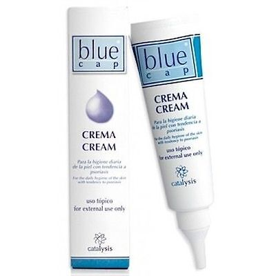 Blue Cap Cream 50 gr. - Eczema Cream for Dry Chapped Skin