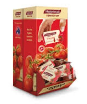Masterfoods Tomato Sauce Portion Control X 100 (14 Grams) Squeeze Pc