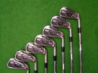 TaylorMade PSI Irons 4-PW Stiff Steel Shafts