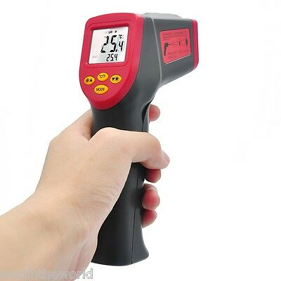 PEAKMETER A530 Non-contact Digital Infrared Thermometer Laser Temperature Gun