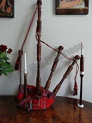 Scottish Bagpipes, Great Highland Bagpipes ( Beginner's Package )