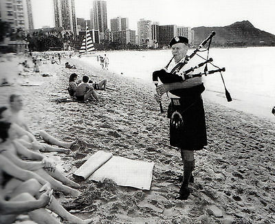 THE BAGPIPE  SHEET Music for Bagpipes Book The Fast Free Shipping