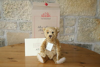 Steiff Limited Edition Classic British Collectors Teddy Bear 2002