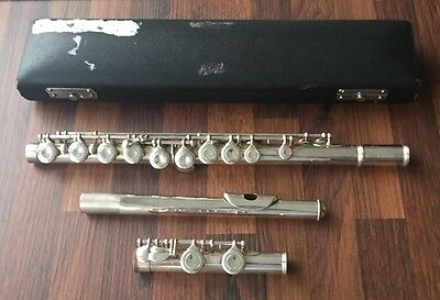 SAPPHIRE FLUTE by Rosetti London - In Case - VERY GOOD CONDITION