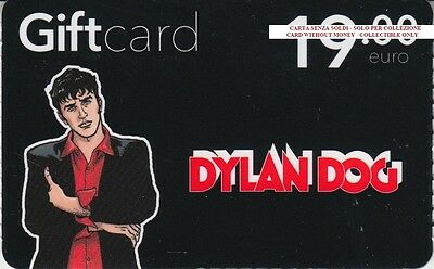 Gift Card Italy Dylan Dog