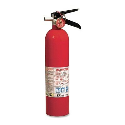 Kidde Rechargeable Fire Extinguisher- A,B,C- Auto Boat Home Business *PICK SIZE*