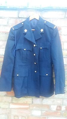 SAP SOUTH AFRICAN POLICE OFFICERS TUNIC AND LANYARD 1980's