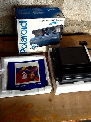Early Polaroid Spectra 2 AF Camera