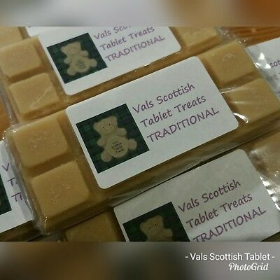 Val's Homemade Traditional Scottish Tablet