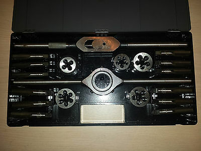 Narex Machinists Metric Tap & Die Set - M2-II - Made in Czechoslovakia - New NOS