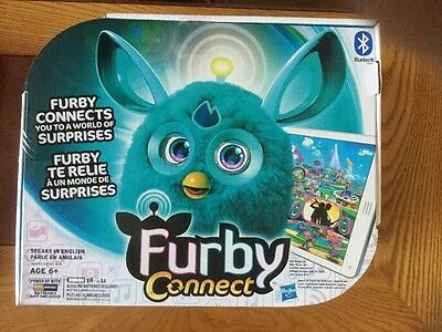 Furby Connect ~Teal~ Brand New In Box