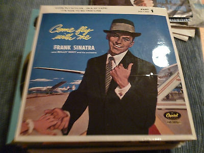 Frank Sinatra EP Come fly with me vg/m- Part 1