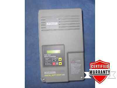 Digital Soft Start Control MD7-059-CB Baldor 59A 208/230/460 40HP 2 yr warranty