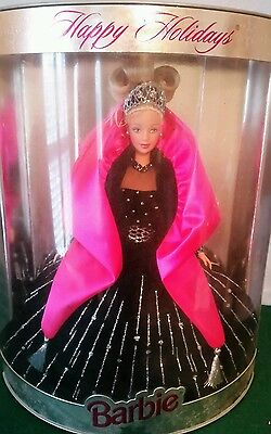 New Happy Holidays 1998 Special Edition Barbie Doll