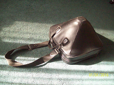 French Horn Gig Bag, Reunion Blues Leather, For Detachable Bell Horn