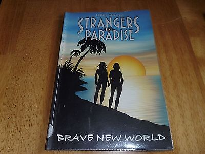 Strangers In Paradise: Brave New World PB Graphic Novel by Terry Moore