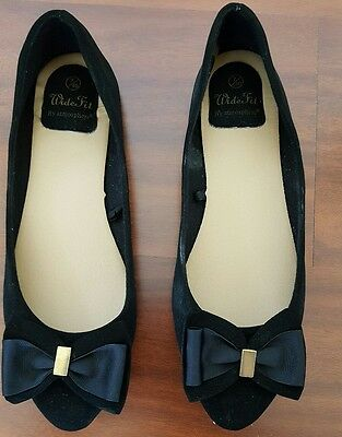 New Womens black shoes size 9