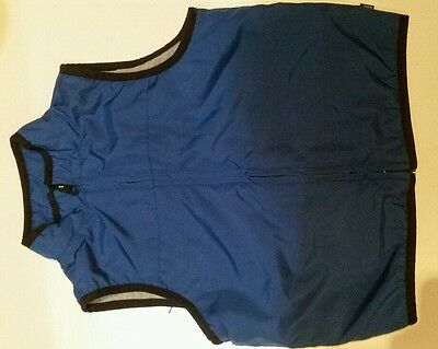 Boys blue gillet aged 4 from gap