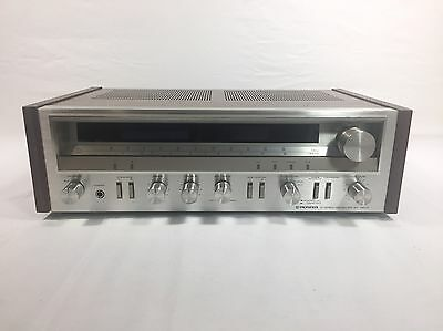 Vintage Pioneer SX-3600 Stereo Receiver - Works w/ Issues - Estate Find