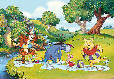 WALL MURAL PHOTO WALLPAPER PICTURE  Disney Winnie the Pooh