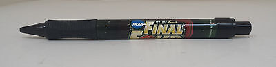 NCAA Final Four 2012 Pen.  New Orleans.  Great graphics.  Black Ink