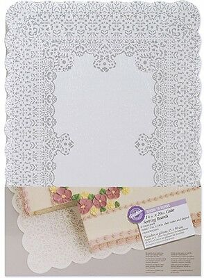 Wilton Show 'N Serve 14 Cake Boards, Rectangle 6 Ct. 2104-1230