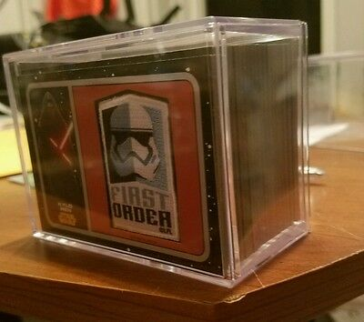 Star Wars JOURNEY TO THE FORCE AWAKENS Complete PATCH Relic set 20 patches