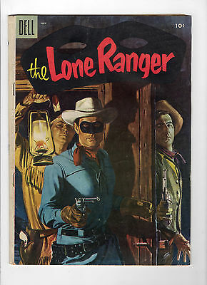 The Lone Ranger #85 (Jul 1955, Dell) - Good/Very Good