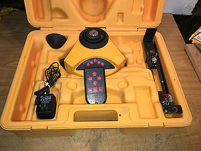 Spectra Precision 1452XL Rotary Laser Level & Remote      1D