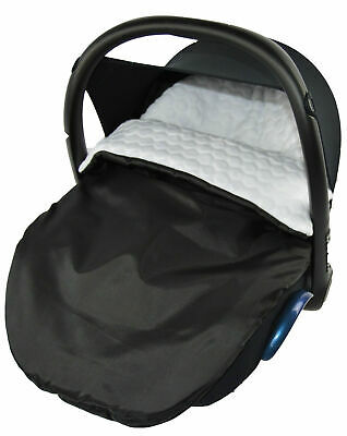 Mashmallow Car Seat Footmuff / Cosy Toes Cosy Toes Soft Maxi Cosi Pebble Cabrio