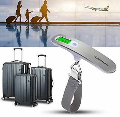 Digital Luggage Scale Portable Scales Electronic Suitcase Scale Hanging Scales