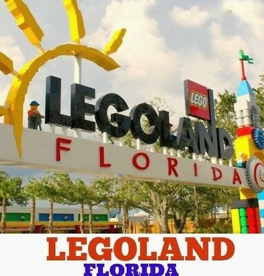 Legoland Florida Resident Ticket $40  Savings Promo Discount Tool