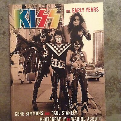KISS the early years,Gene Simmons & Paul Stanley