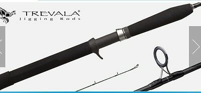 Shimano Trevala Casting Jigging Fishing Rod TVC66MH  medium Heavy